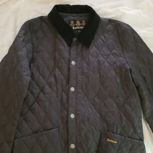 Barbour Quilted Jacket M
